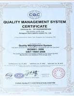 质量管理体系认证2