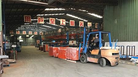 易达广州仓储货架厂春节放假通知