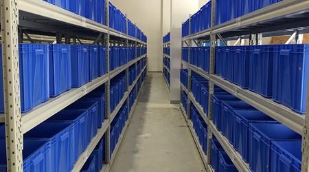 医药仓库货架厂家可以人工存取货的货架有哪些?[易达货架]