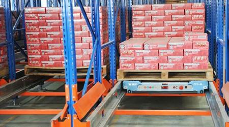 重型货架厂为您讲述农业食品的存储技巧