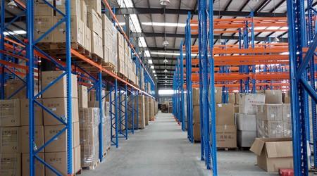 立体式重型仓储货架承重范围【易达货架】