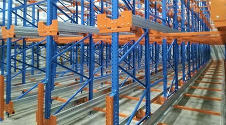 如何检查广东立体仓库货架工厂货架安装是否稳固?【易达货架】