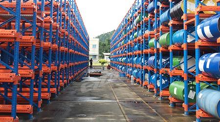 导致重型仓库货架变形的原因以及处理方法