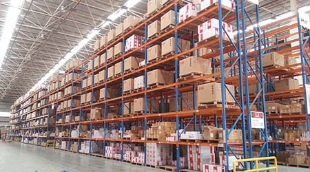 安装重型仓库货架后仓库需要增加绿植吗?