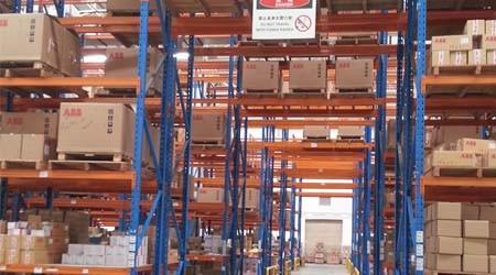 厦门托盘式货架,重型货物存储首选货架之一【易达货架】