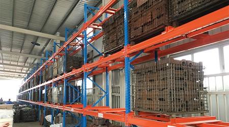 东莞重型仓储货架如何存放体积小又重的货物?