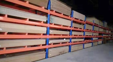 如何辨别板材存储货架质量如何?【易达货架】