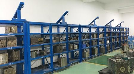 仓库货架批发厂家货架定做的流程有哪几部分