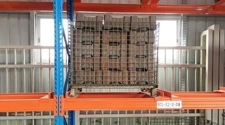 中山重型仓储货架横梁货架特点【易达货架】