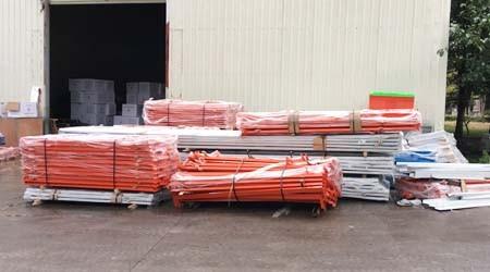 重型仓库货架的高效安装需要注意这些问题