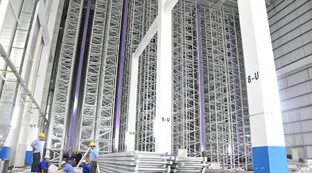 广州仓储货架厂对安装提供什么支持?