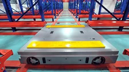 易达货架仓储设备厂家培训自动化仓库货架知识