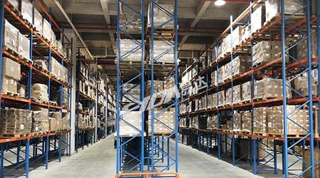 货架厂仓储货架消防需要注意这些事项