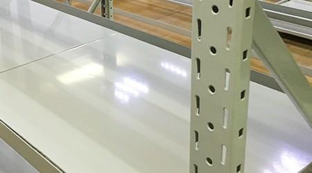 东莞中型仓储货架厂环氧树脂货架【易达货架】
